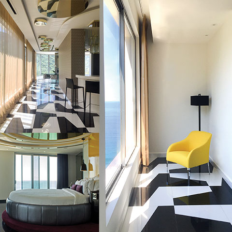 Penthouse Areas